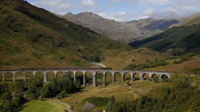 glenfinnan harry potter