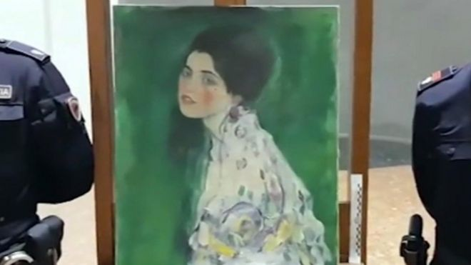 Pintura encontrada