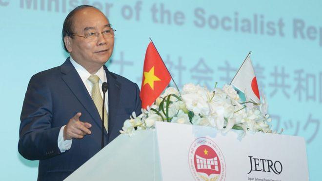 Hội nghị xúc tiến đầu tư Việt Nam được tổ chức tại Tokyo hôm 1/7/2019.