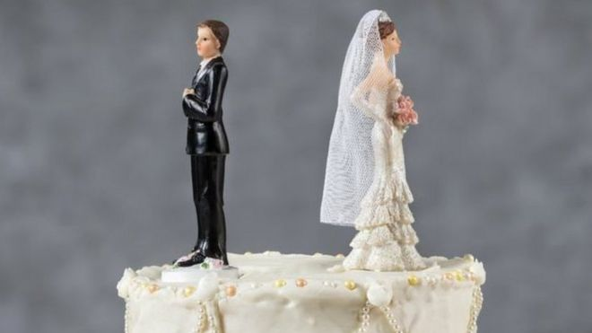 i was married and divorced in my 20s bbc news