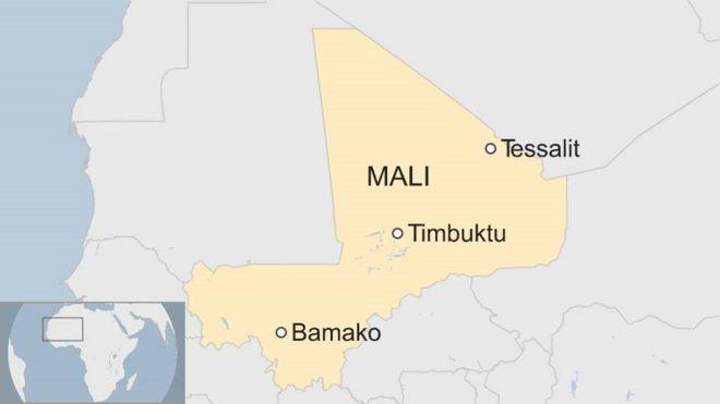 Mali violence: Nigerian peacekeeper killed in Timbuktu - BBC ...