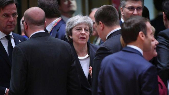 اتحادیه اروپا درخواست ترزا می برای مذاکره مجدد را رد کرد