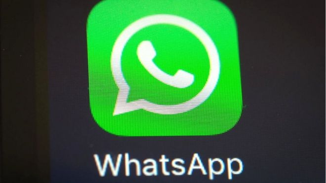 Fake WhatsApp app downloaded more than one million times - BBC News
