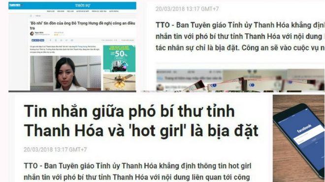 Câu chuyện được nhiều báo Việt Nam đưa tin hôm 20/3
