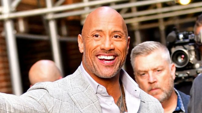 Forbes highest-paid actor: The Rock nearly doubles 2017