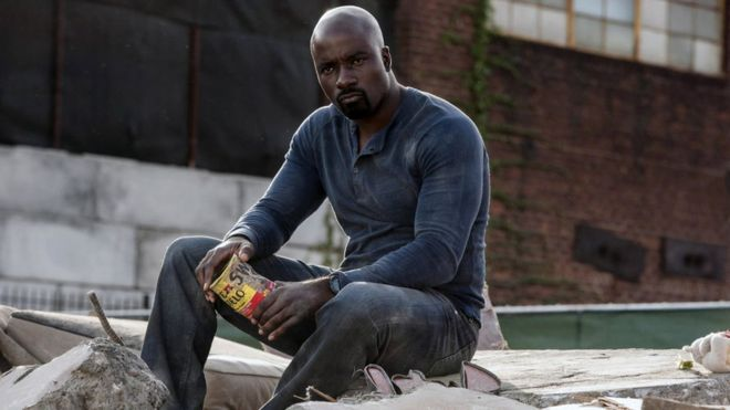 Luke Cage: Netflix cancels another Marvel show - BBC News