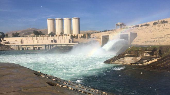 Mosul dam