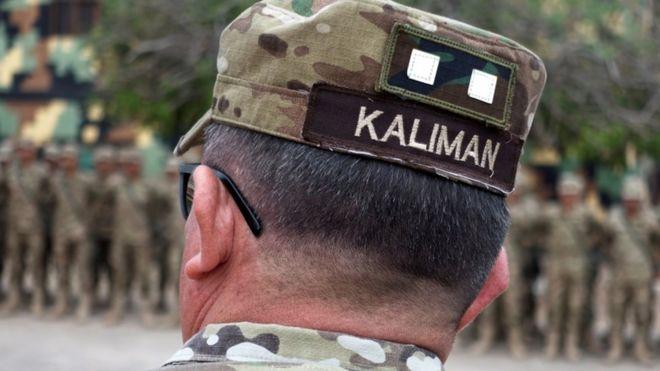 Resultado de imagen para foto Williams Kaliman