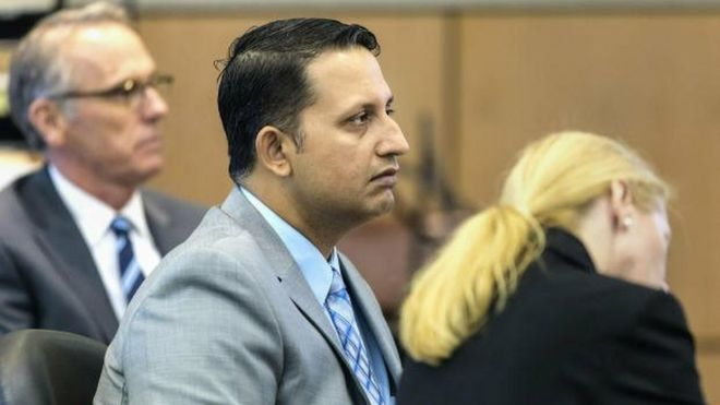 Nouman Raja in court