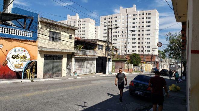 Rua do Itaim Paulista