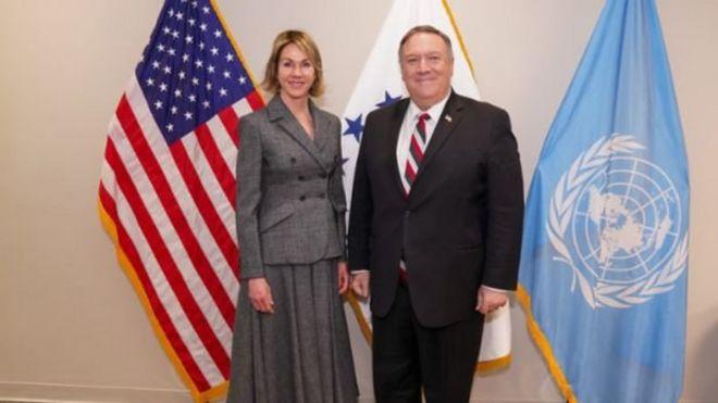 آمریکا پیشنویس قطعنامه تمدید تحریم تسلیحاتی ایران را به سه عضو شورای امنیت داد