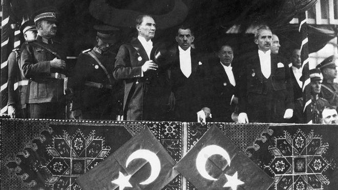 Mustafa Kamal Atatürk Britaniya kəşfiyyatının hesabatlarında: onun haqqında nə deyilirdi?
