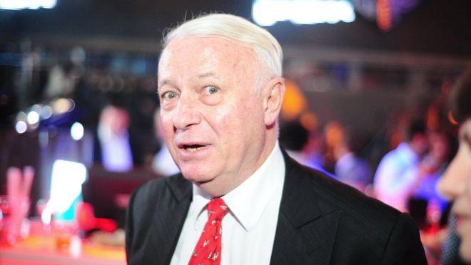 Известный телевизионный ведущий Борис Ноткин найден мертвым вПодмосковье