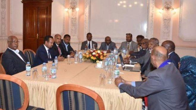 Asmara: ONLF iyo Itoobiya oo isku afgartay in wadahadallada