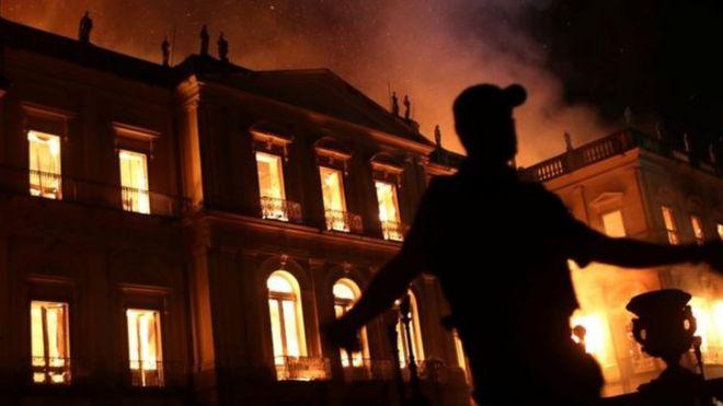 المتحف الوطني بالبرازيل