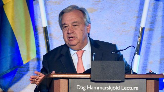 Генсек ООН: Совбез перестал отвечать запросам времени
