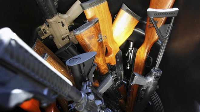 New Zealand launches gun buy-back scheme