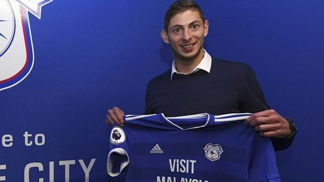 Emiliano Sala: Manslaughter arrest over footballer's death