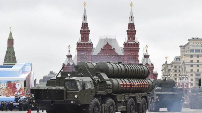 Rusya ile S-400 anlaşması - Lavrov: ABD, Türkiye'ye yaptırım tehdidiyle şantaj yapıyor