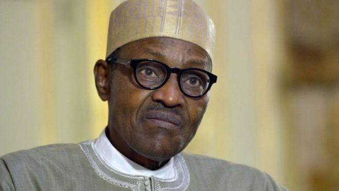 Rais wa Nigeria, Mohammadu Buhari