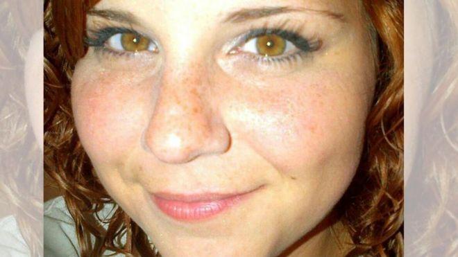 Heather Heyer, la activista murió arrollada por un auto mientras protestaba contra supremacistas