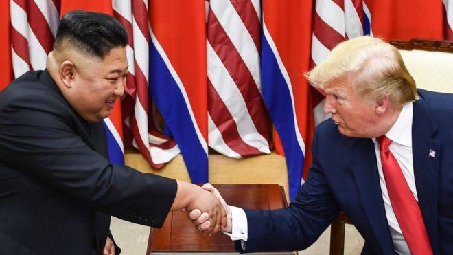 Kim Jong Un và Donald Trump có mối quan hệ 'đặc biệt'