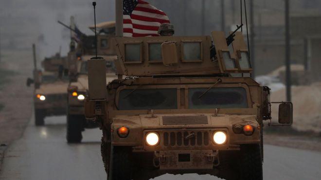 تفجير منبج: مقتل جنود أمريكيين في