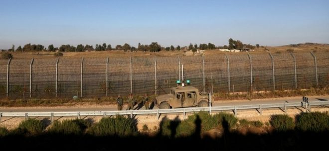 Israel 'thwarts IS attack' on Golan Heights
