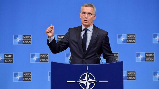 Генсек НАТО поздравил Зеленского и заявил, на что рассчитывает