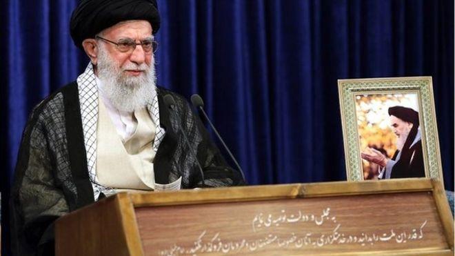 واکنش رهبر ایران به اعتراضات آمریکا: مردم را میکشند و زبانشان دراز است