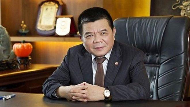 Trần Bắc Hà, nguyên Chủ tịch Hội đồng quản trị ngân hàng BIDV