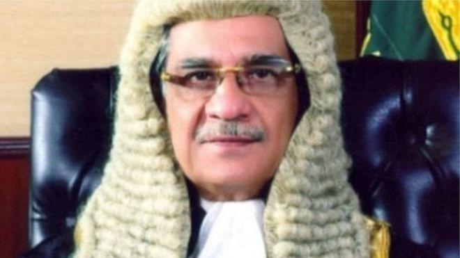 چیف جسٹس وزیراعظم عمران خان سے سخت ناراض