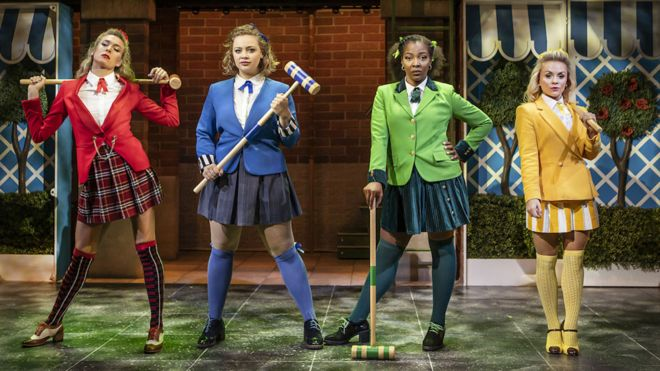 Heathers the Musical: Carrie Hope Fletcher body-shamed over