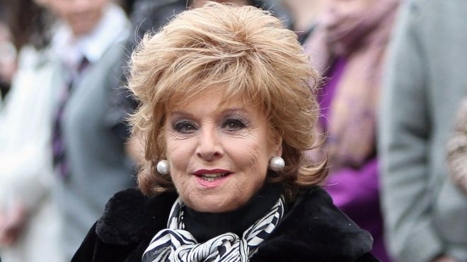 Coronation Street's Barbara Knox still 'poised' to appear in live