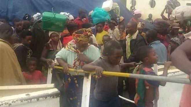 Wakimbizi wa Burundi