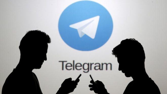 عاملان بمبگذاری متروی سن پترزبورگ 'از تلگرام استفاده کرده بودند'