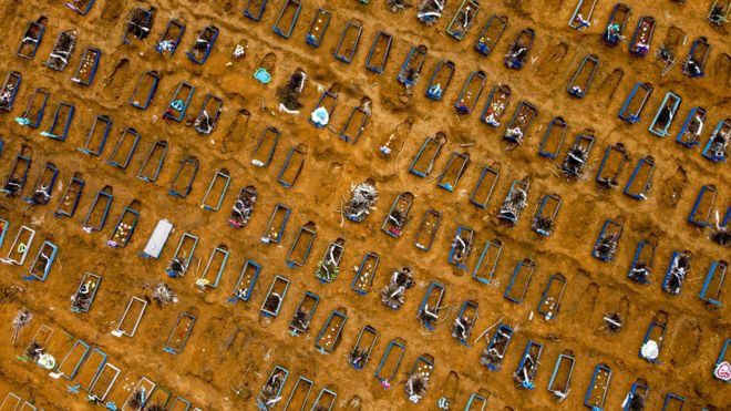 Valas abertas em Manaus
