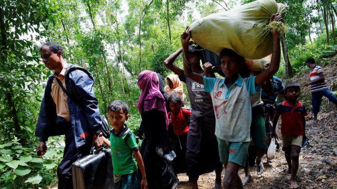 PBB diminta sikapi tragedi kemanusiaan Rohingya di Rakhine