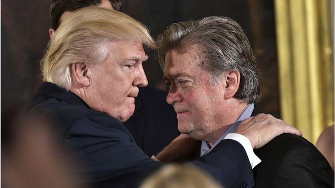 Картинки по запросу трамп и бэннон