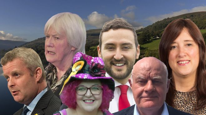 Image result for brecon and radnorshire