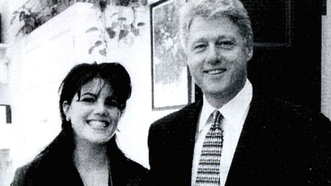 Bill Clinton Sexual Allegations
