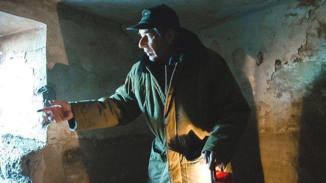 Vasily Kovalyov là một cựu tù nhân ở trại cải tạo lao động vùng Kolyma