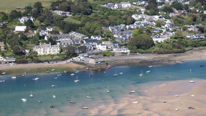 4ab4214d7da Porthilly Spirit festival in Cornwall refused licence - BBC News