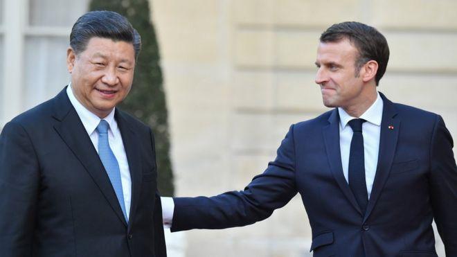 چین برای خرید ۳۰۰ ایرباس قرارداد امضا کرد