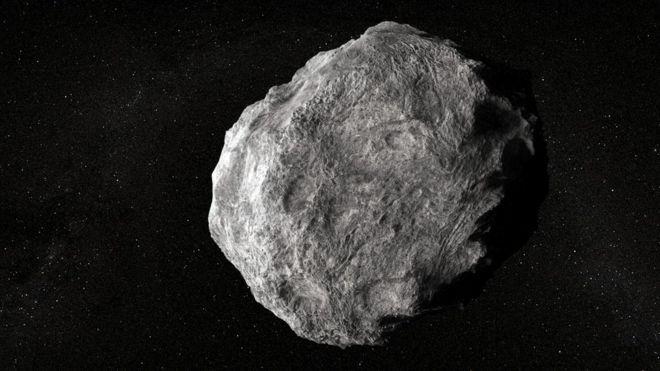 Eventos en el cielo: eclipses y  otros fenómenos planetarios  - Página 21 _101630319_f0055887-asteroid_artwork-spl