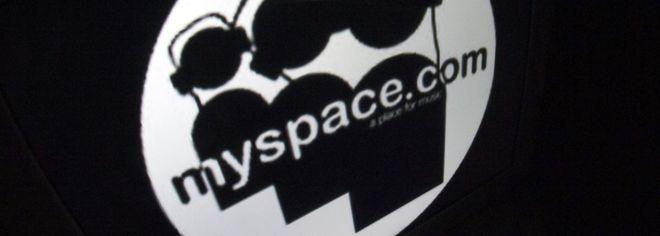 Логотип Myspace
