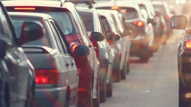 Call For London To Be Car Free By 2030 Bbc News