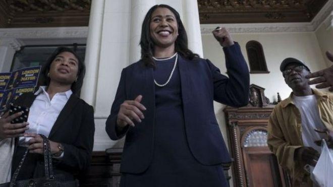 به جز خانم برید هجده شهردار زن سیاهپوست دیگر در آمریکا هستند