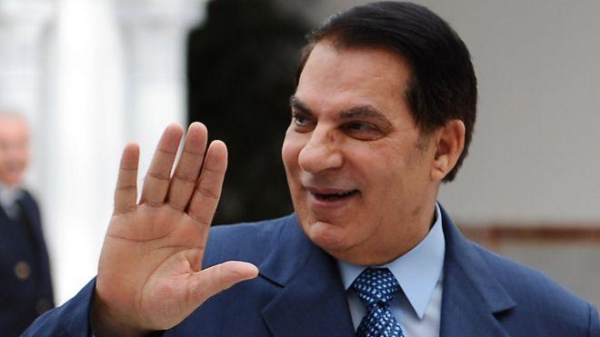 Zine al-Abidine Ben Ali