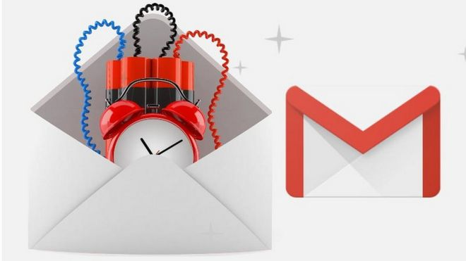 Googles gmail gets self destruct option ahead of gdpr bbc news gmail stopboris Images